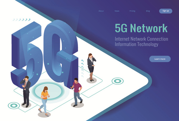 5G industrial application -- smart city